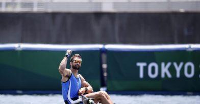 Χρυσός Ολυμπιονίκης ο Στέφανος Ντούσκος! (video)