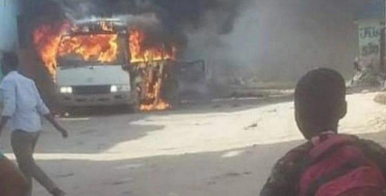ΣΟΚ: Νεκροί 5 ποδοσφαιριστές από βόμβα