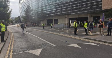Δρακόντεια μέτρα στο Δουβλίνο (pics)