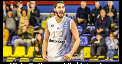 Καμπερίδης: «Ξέρω σε ποια ομάδα έρχομαι»