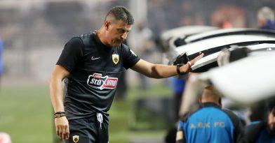 Σε άλλο γήπεδο ήταν ο Μιλόγεβιτς