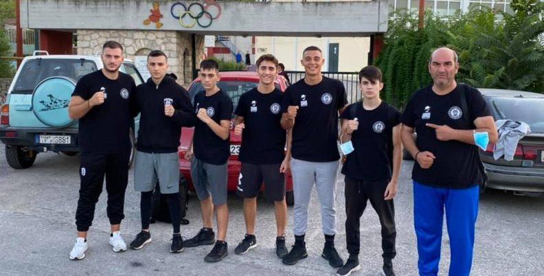 Έτοιμοι για Πανελλήνιο οι μικροί πυγμάχοι του ΠΑΟΚ