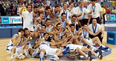 Η μέρα που η Ελλάδα «πάτησε» στην κορυφή της Ευρώπης! (video)