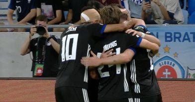 Σλόβαν-Κοπεγχάγη: Δύο γκολ σε 20 λεπτά (video)