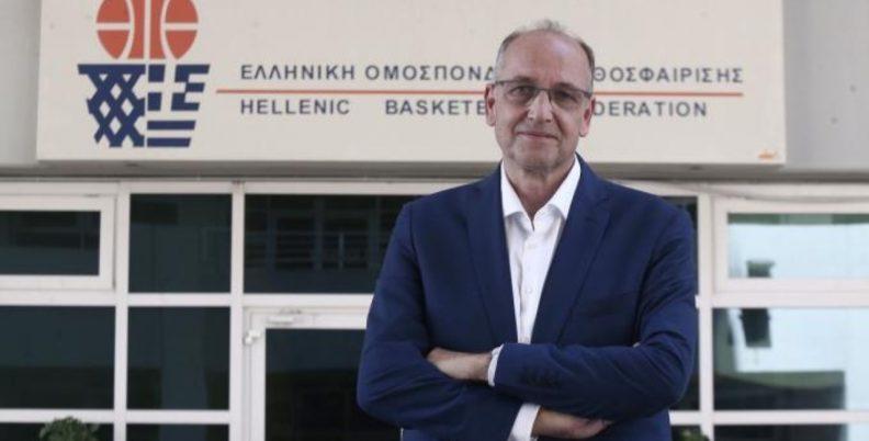 Επαφές στη FIBΑ Europe για τον Λιόλιο